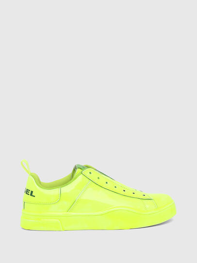 Diesel - S-CLEVER SO W, Amarillo - Sneakers - Image 1