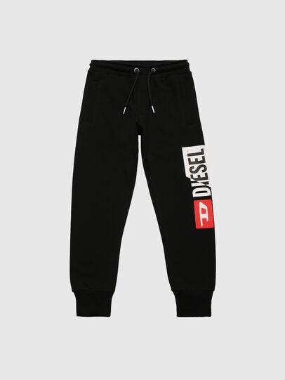 Diesel - PCUTY, Negro - Pantalones - Image 1
