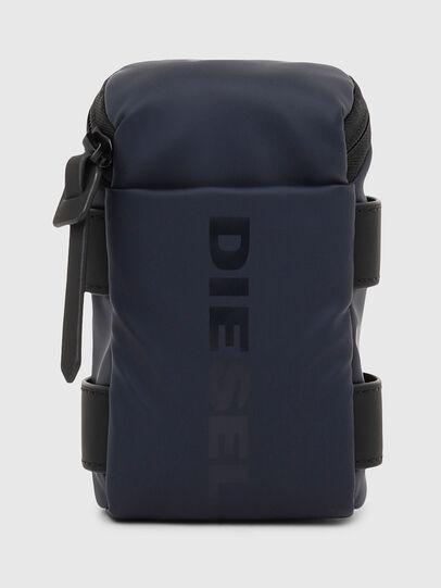 Diesel - SHOULDME, Azul Oscuro - Monederos Pequeños - Image 1