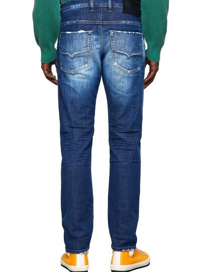 Diesel - Krooley JoggJeans® 09B52, Azul medio - Vaqueros - Image 2