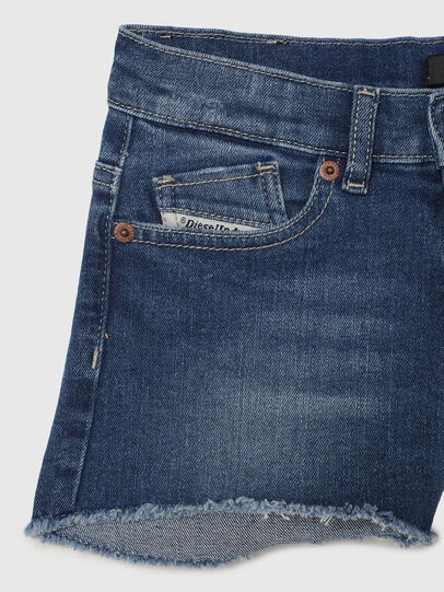 Diesel - PRIFTY, Azul medio - Shorts - Image 3