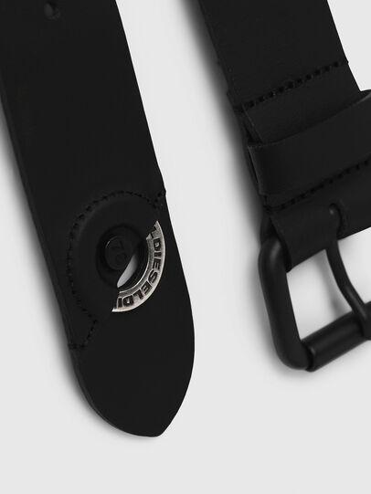 Diesel - B-IRI, Negro - Cinturones - Image 3