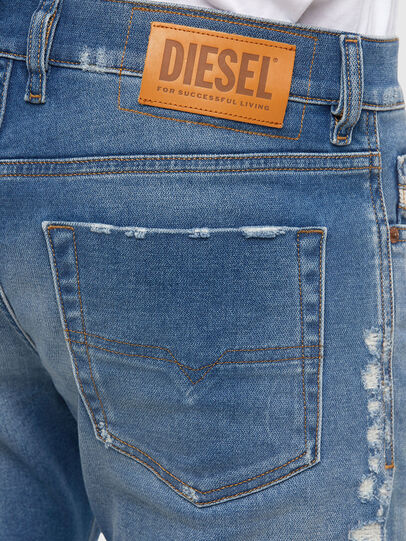 Diesel - Tepphar 009JU, Azul medio - Vaqueros - Image 4