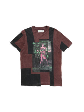 D-FRANK&STEIN, Borgoña - Camisetas