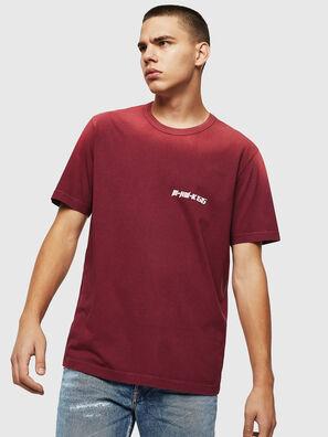 T-DIKEL, Burdeos - Camisetas