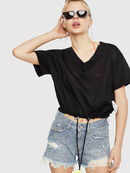 T-ELISY-A, Negro - Camisetas
