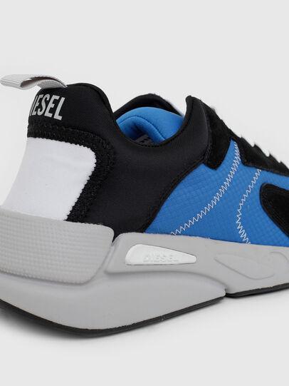 Diesel - S-SERENDIPITY LOW CU, Negro/Azul marino - Sneakers - Image 4