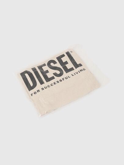 Diesel - LYVENZA, Blanco/Negro - Bolsos Shopper y Al Hombro - Image 7