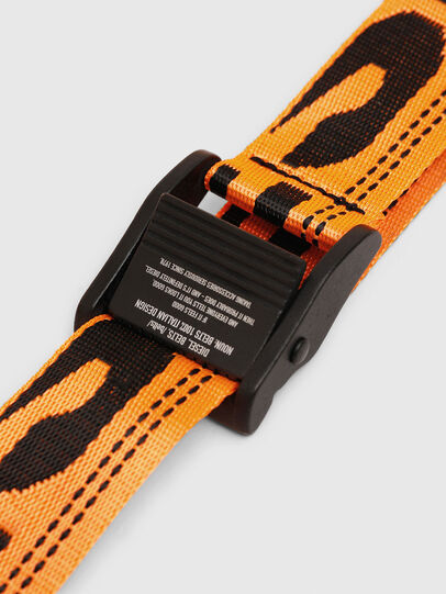 Diesel - B-MASER, Naranja - Cinturones - Image 3