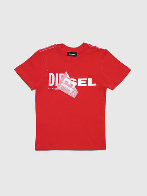 TOQUEB MC-R, Rojo - Camisetas y Tops