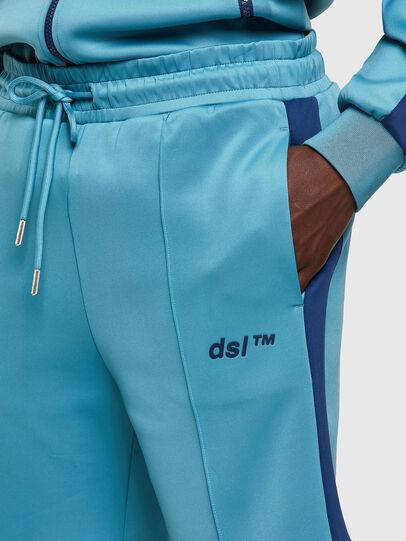 Diesel - P-KURLY, Azul Claro - Shorts - Image 3