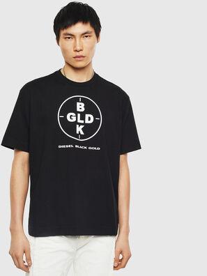 TEORIALE-B, Negro - Camisetas