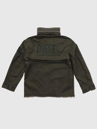 Diesel - JTOUCHA, Verde Militar - Chaquetas - Image 2