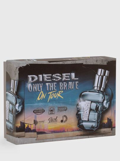 Diesel - ONLY THE BRAVE 50 ML GIFT SET, Celeste - Only The Brave - Image 3