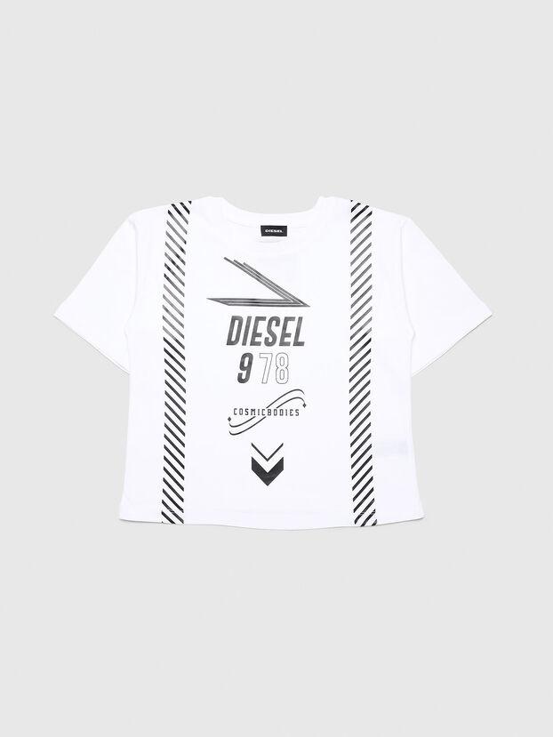 TJTITA, Blanco - Camisetas y Tops