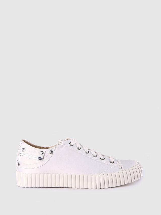 Diesel - S-EXPOSURE CLC W, Blanco - Sneakers - Image 1