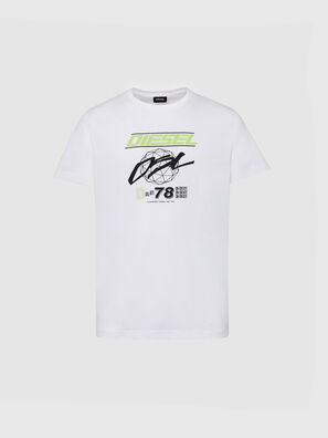 T-DIEGOS-K34, Blanco - Camisetas