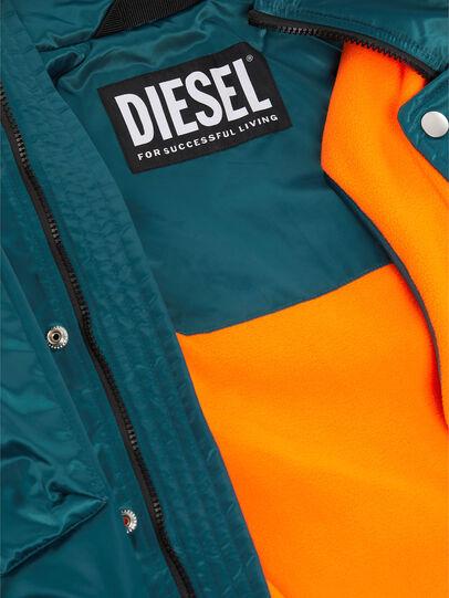 Diesel - J-TYLER, Verde Agua - Chaquetas - Image 8