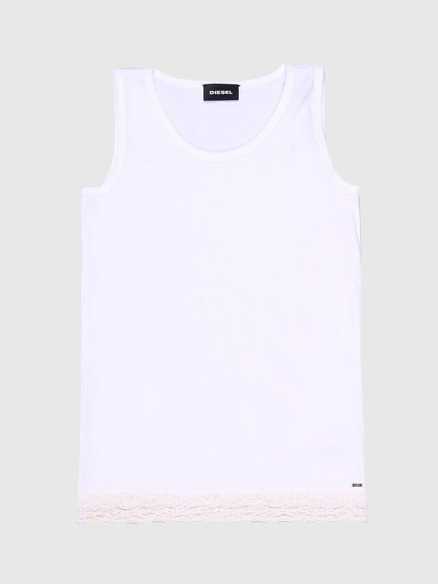 Diesel - TAPUL, Blanco - Camisetas y Tops - Image 1