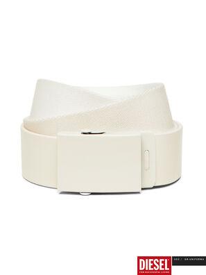 GR02-K302, Blanco - Cinturones