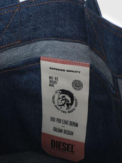 Diesel - F-THISBAG SHOWEI, Blue Jeans - Bolsos Shopper y Al Hombro - Image 6