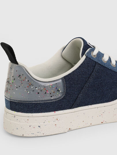 Diesel - S-CLEVER LOW LACE, Azul - Sneakers - Image 6