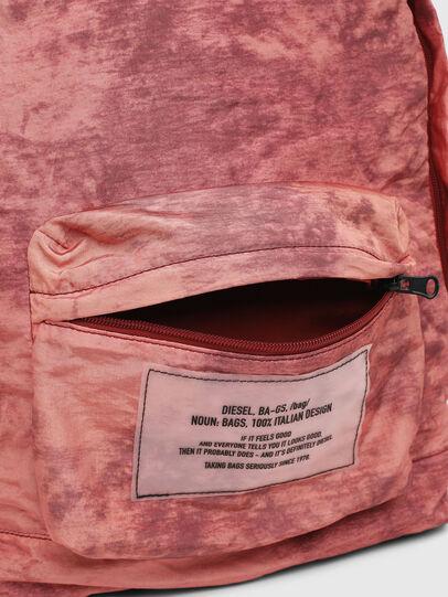 Diesel - BAPAK, Rojo - Mochilas - Image 4