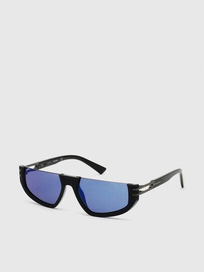 Diesel - DL0315, Negro - Gafas de sol - Image 2