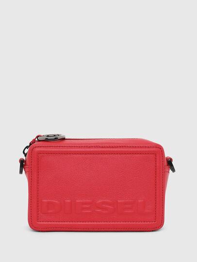 Diesel - ROSA', Rojo Fuego - Bolso cruzados - Image 1