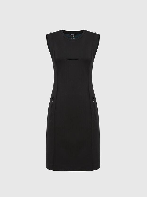 D-PHILO, Negro - Vestidos