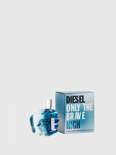 Diesel - ONLY THE BRAVE HIGH  75ML, Azul Claro - Only The Brave - Image 1