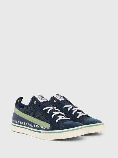 Diesel - S-DVELOWS LOW, Multicolor/Azul - Sneakers - Image 2