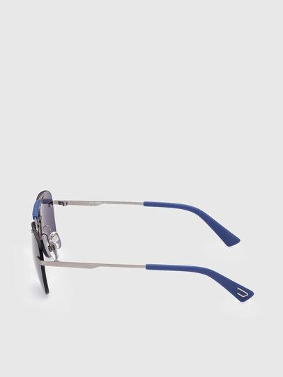 Diesel - DL0340, Azul - Gafas de sol - Image 3