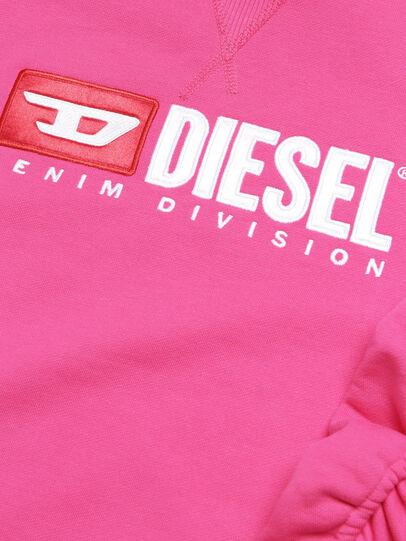 Diesel - SARAP, Rosa - Sudaderas - Image 3
