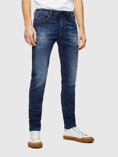 Diesel - Thommer JoggJeans 088AX, Azul Oscuro - Vaqueros - Image 1