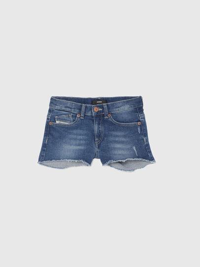 Diesel - PRIFTY, Azul medio - Shorts - Image 1