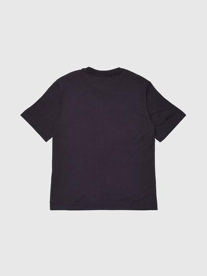 Diesel - TJUSTYZ OVER, Negro - Camisetas y Tops - Image 2