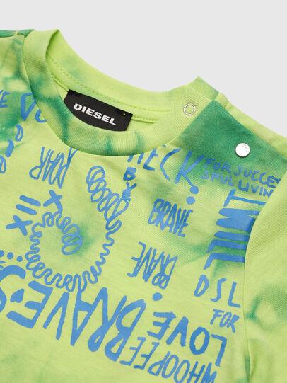 Diesel - TIMMYB, Verde - Camisetas y Tops - Image 3
