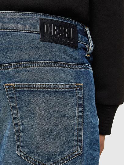 Diesel - Fayza JoggJeans® 069SZ, Azul Oscuro - Vaqueros - Image 3