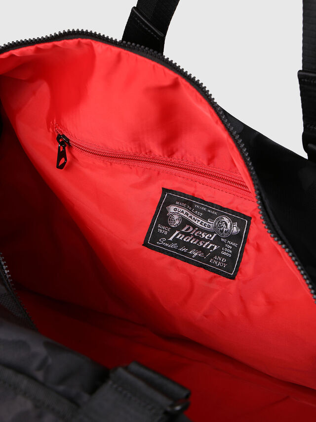 F-DISCOVER DUFFLE, Negro