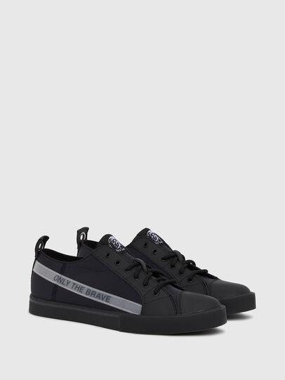 Diesel - S-DVELOWS LC, Negro - Sneakers - Image 2