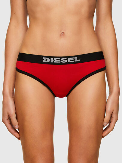 Diesel - UFST-STARS-THREEPACK, Negro/Rojo - Tangas - Image 2