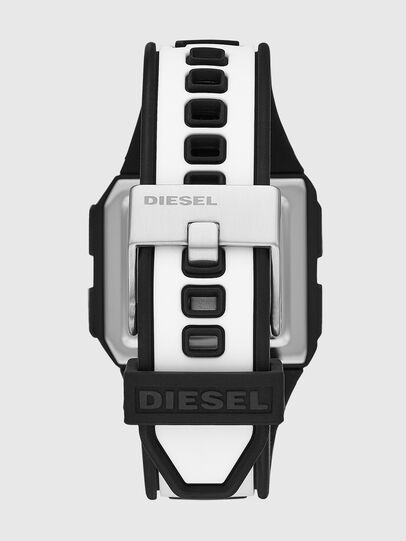 Diesel - DZ1922, Blanco/Negro - Relojes - Image 3