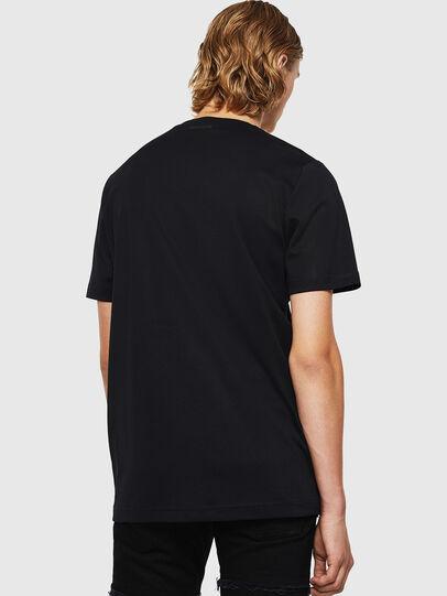 Diesel - TY-X1, Negro - Camisetas - Image 2