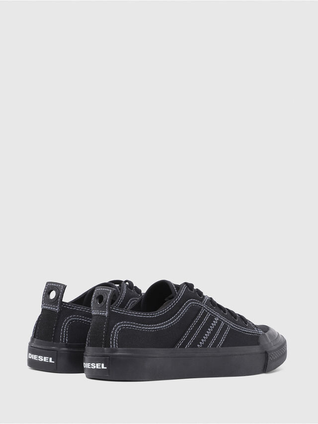 Diesel - S-ASTICO LOW LACE W, Negro - Sneakers - Image 3