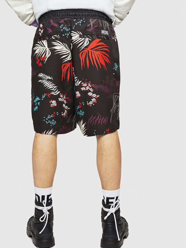 Diesel - P-NOTERY, Negro - Shorts - Image 2