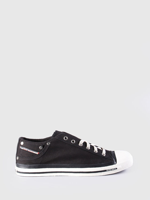 Diesel - EXPOSURE LOW, Negro - Sneakers - Image 1