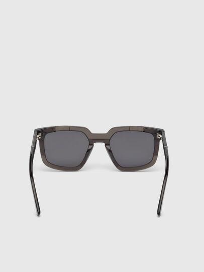 Diesel - DL0271, Negro - Gafas de sol - Image 4