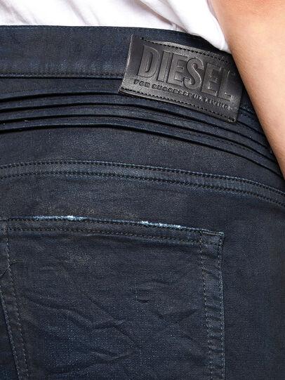 Diesel - Fayza JoggJeans® 069RW, Azul Oscuro - Vaqueros - Image 4