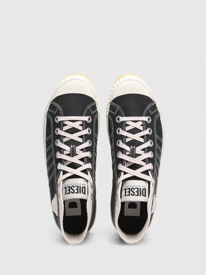 Diesel - S-YUK MC, Negro/Amarillo - Sneakers - Image 5